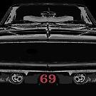 1969 Camaro RS by kennedywesley