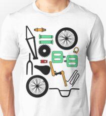 bmx parts Unisex T-Shirt