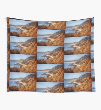 Westward Ho-Jurassic Coast Wall Tapestry