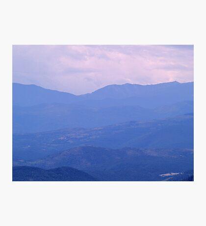 Pyrenees Orientales Photographic Print