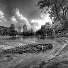 Bangkok Loch Ness by laurentlesax