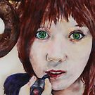 Myself as ram by Jessica Lister