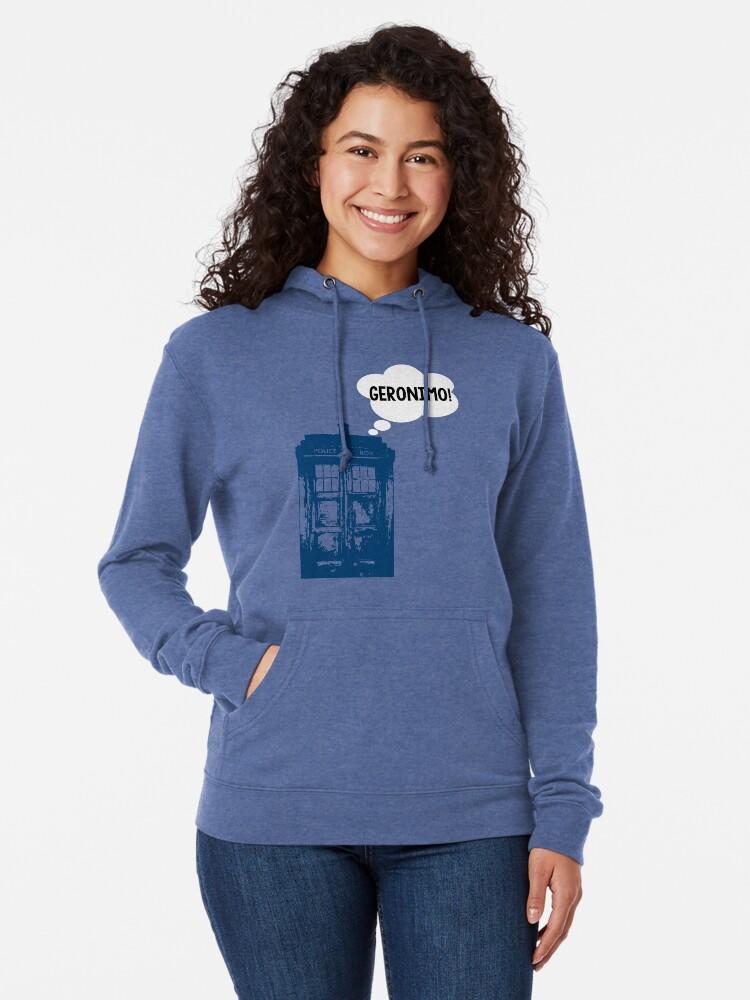 Geronimo Who Doctor Hooded Sweatshirt Women's 0Nw8vmn