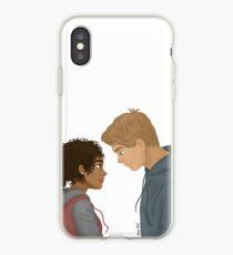 Ruby & Liam iPhone Case