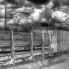Chama Railyard by Marilyn Cornwell