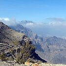 HAJAR MOUNTAINS by Mark Prior