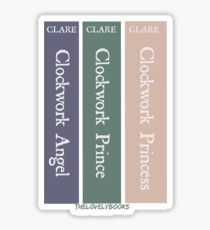 The Infernal Devices by Cassandra Clare Sticker