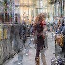 Off Centre Place, Melbourne by Vicki Moritz