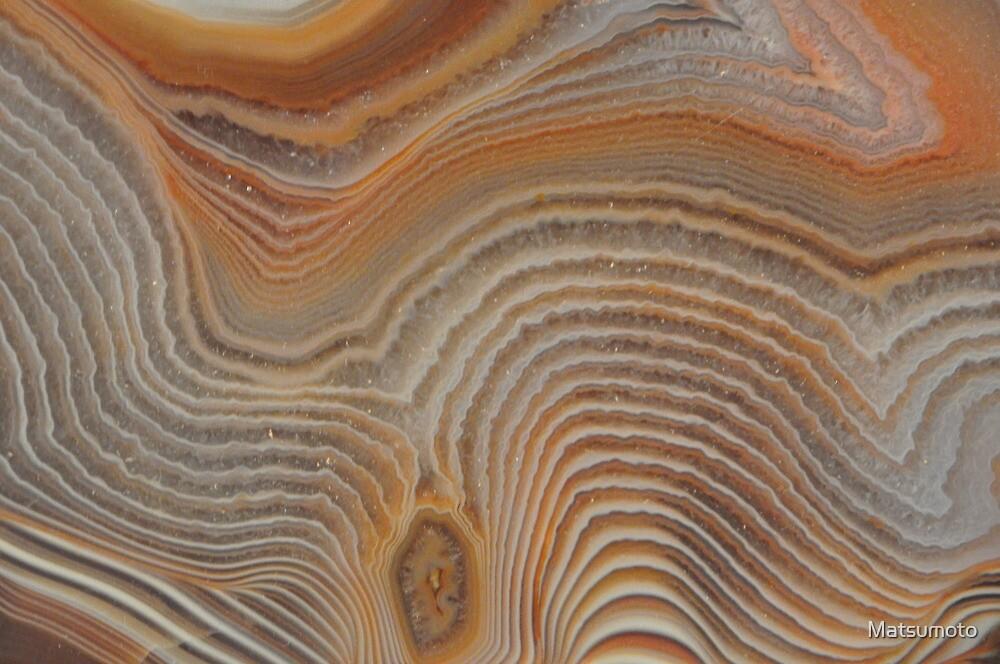 Earth's hidden Treasures Plate # 3 by Matsumoto