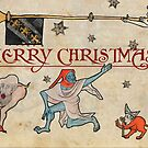 Merry Medieval Christmas by HumanCircus