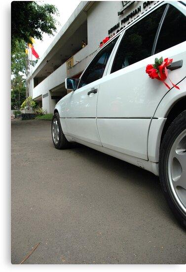 wedding car by bayu harsa
