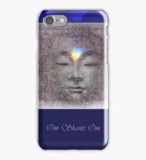 Om Shanti Om iPhone Case/Skin