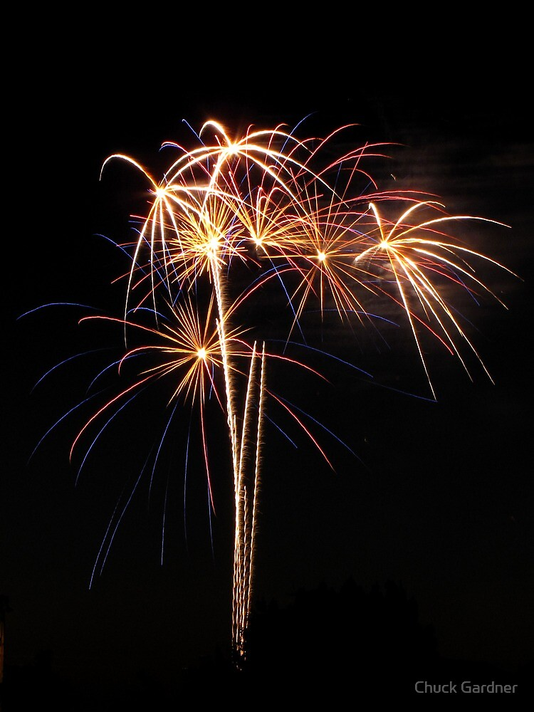 Light Up the Sky this Fourth of July by Chuck Gardner