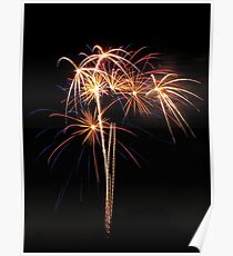 Light Up the Sky this Fourth of July Poster