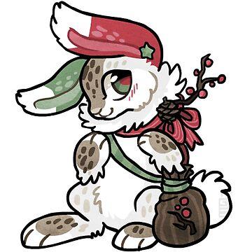 Cute Rabbit! by SamsShirts