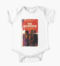 THE OUTSIDERS  One Piece - Short Sleeve