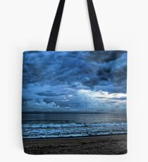 Sunrise Drama Tote Bag