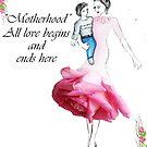 Motherhood by snehatulsani
