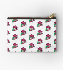 Chattering Teeth Monster - designed by Joe Tamponi Studio Pouch