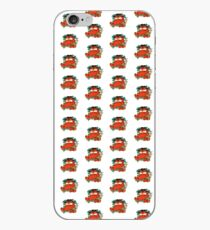 Taxes Crocodile - designed by Joe Tamponi iPhone Case