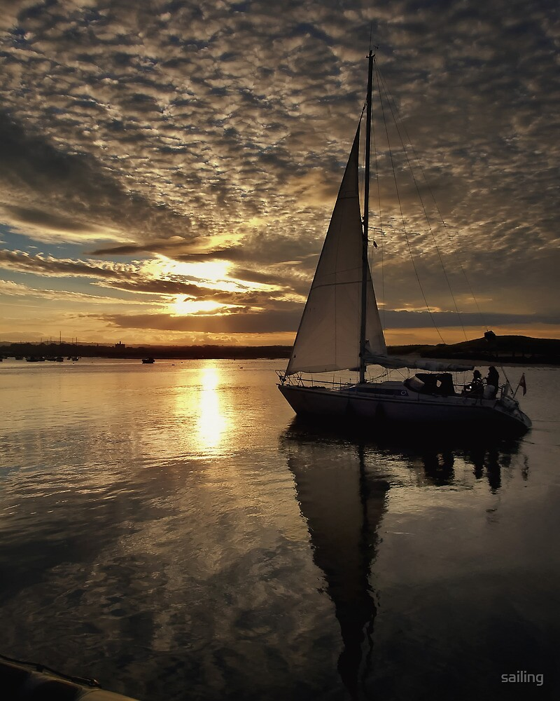 nothing compares.... its just a picture...  by sailing