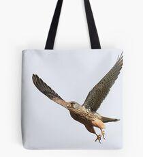 Flight Of The Kestrel Tote Bag