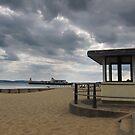 Bournemouth beach No 2 by StephenRB