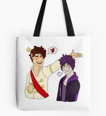 Prinxiety Tote Bags | Redbubble