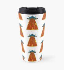 Love Ufos! - designed by Joe Tamponi Travel Mug