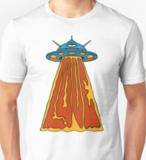 Love Ufos! - designed by Joe Tamponi Unisex T-Shirt