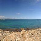Mediterranean Sea by Hans Kool
