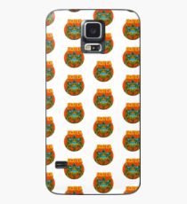 Psychedelic vacation skull - designed by Joe Tamponi Case/Skin for Samsung Galaxy