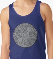 Microbes - Grey / Gray Tank Top
