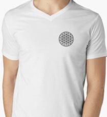 The Underachievers Indigoism design Men's V-Neck T-Shirt