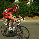 John (my son) during a cycling race at Herderen Belgium by alaskaman53