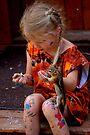 FEEDING JASPER (#1 in a series) by Betsy  Seeton