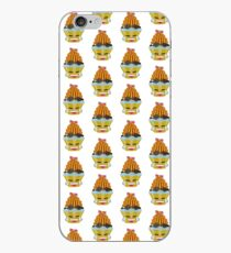 Tränen lachendes Emoticon Cupcake iPhone-Hülle & Cover