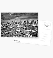 Melbourne City  Postcards
