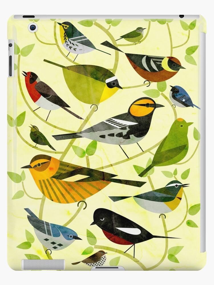 New World Warblers 2 by Scott Partridge