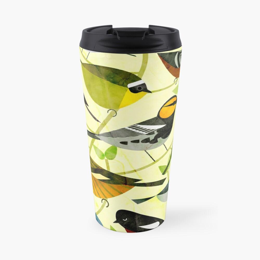 New World Warblers 2 Travel Mug