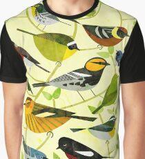 Camiseta gráfica New World Warblers 2