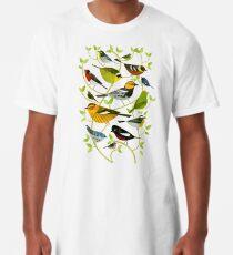 New World Warblers 2 Long T-Shirt