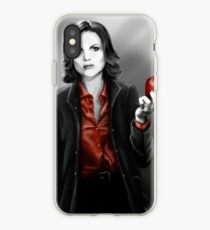 Emma and Regina and Red iPhone Case