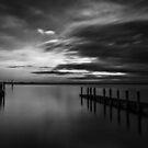 Watkins Bay, Mornington Peninsula  by Christine Wilson