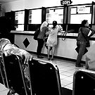 Immigration, Jakarta by Ashlee Betteridge