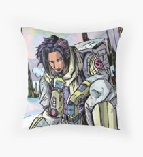 Reconnaissance Throw Pillow