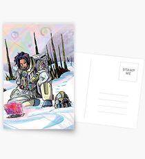Reconnaissance Postcards