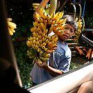 Banana Seller, Java by Ashlee Betteridge