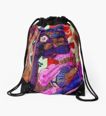 Valkyrie Drawstring Bag