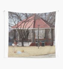 Picnic With You Wall Tapestry